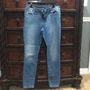 EUC Armani Exchange skinny jeans